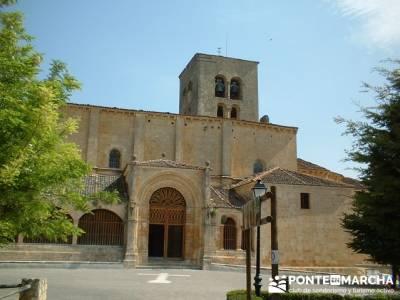 Visita guiada Sepúlveda -Hoces del Río Duratón; visitas cerca de madrid